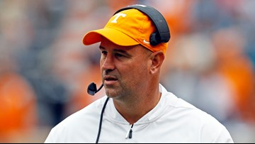 Jeremy Pruitt praises medical personnel across the country