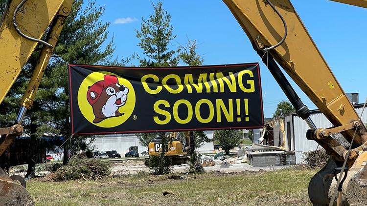 Buc-ee's travel center breaks ground in Crossville