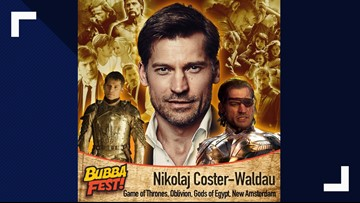 Game of Thrones star to visit Knoxville for Bubba Fest in August
