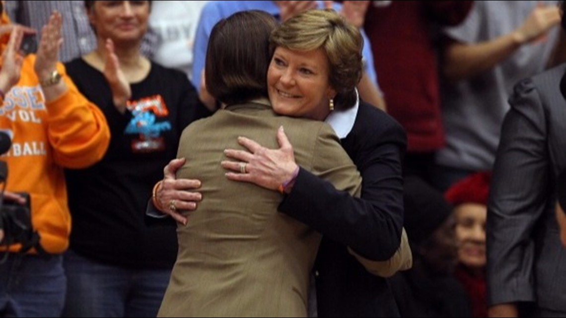 Happy Birthday, Pat Summitt! East Tennessee honors the Lady Vol legend among legends