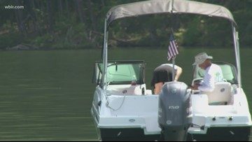 Vets get free ride on the water