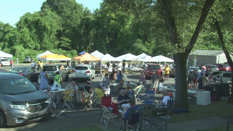 East Knoxville celebrates Juneteenth event after it becomes a federal holiday