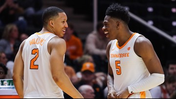 No. 3 Vols open SEC play Saturday vs. Georgia