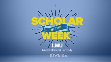 Mollie Longmire - Scholar of the Week 5/9