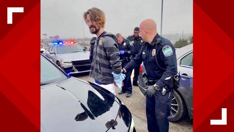 loudon suspect arrest