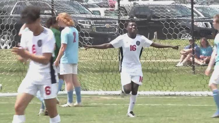 Austin-East boys' soccer team to take on Gatlinburg-Pittman for state championship