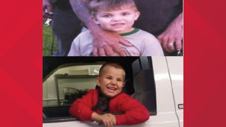 Missing 4 yo Blount County