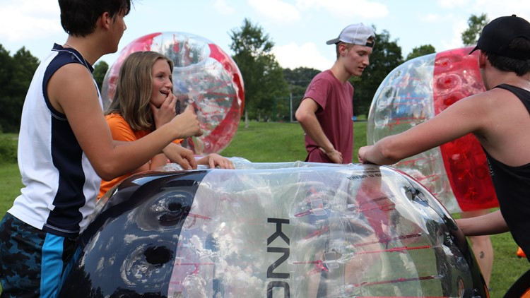 Knockerball comes to Knoxville