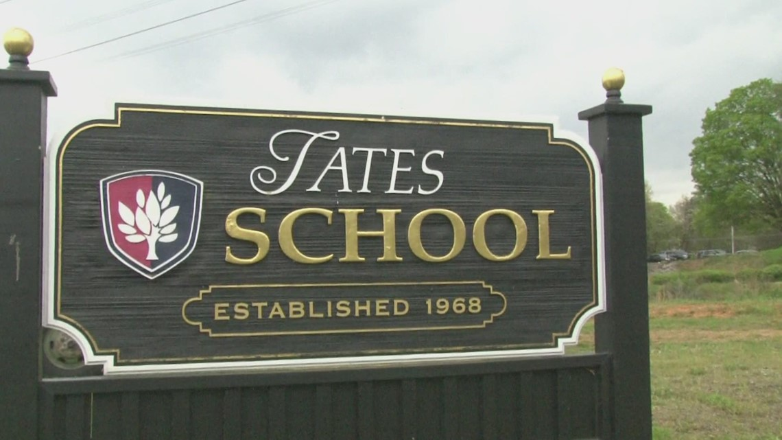Tate's School utilizes outdoor campus during COVID-19 pandemic