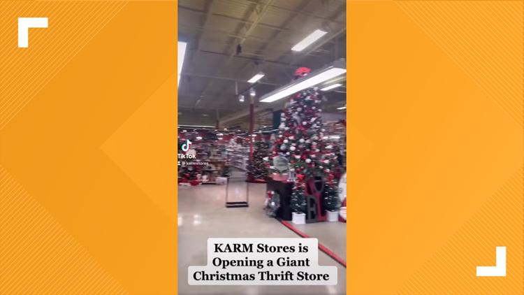 It's beginning to look like Christmas | KARM to open seasonal Christmas store Sept. 24