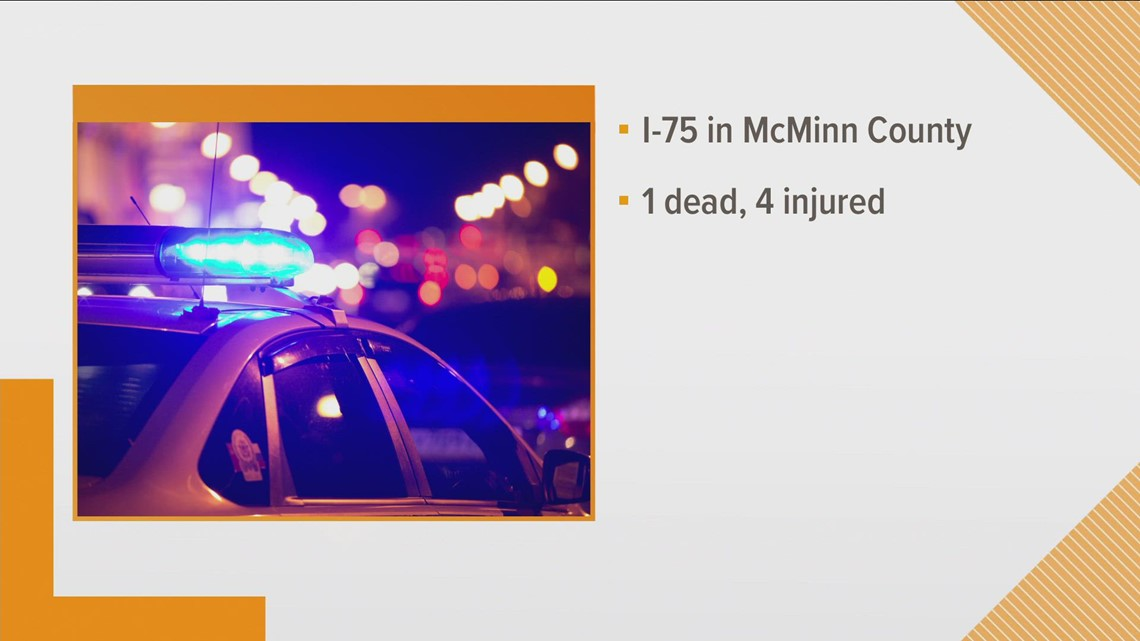 One dead and several hurt after deadly head-on crash in McMinn County