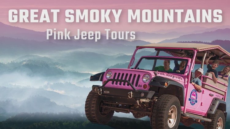 Great Smoky Mountains | Pink Jeep Tours