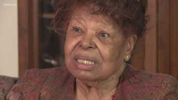 Black History Month: Retired educator Lula Powell inspires students