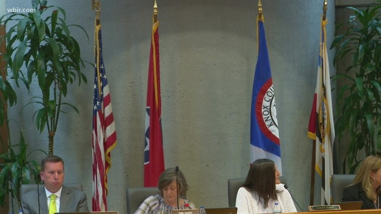 Knox Co. Schools to discuss their powers at procedural meeting, after intense discussion on Wednesday