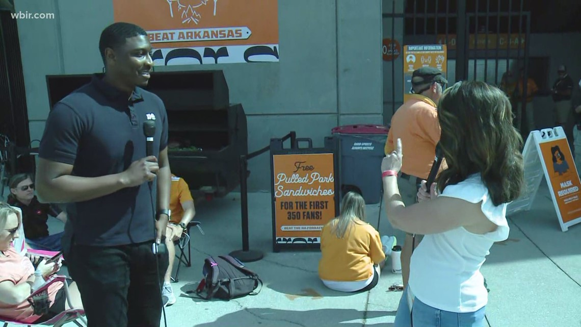 University of Tennessee Baseball team is a hit with fans