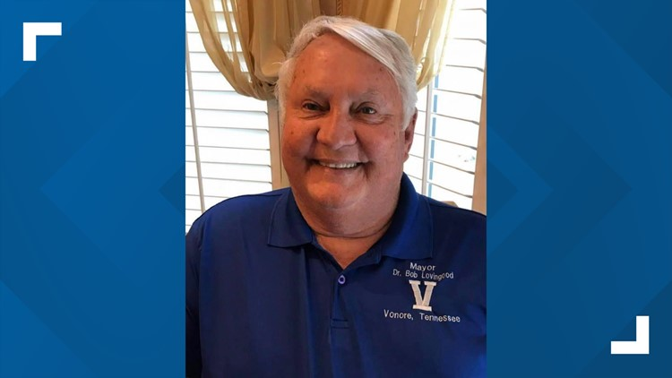 Flags lowered in Monroe County after Mayor of Vonore, Dr. Bob Lovingood, dies