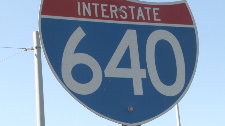 Driving You Crazy: Potholes on I-640