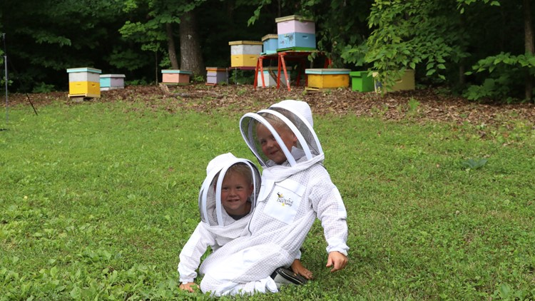 Tennessee's littlest beekeepers
