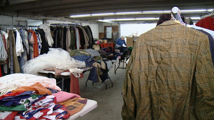 Big Don Costume Vintage Clothes Costumier Knoxville