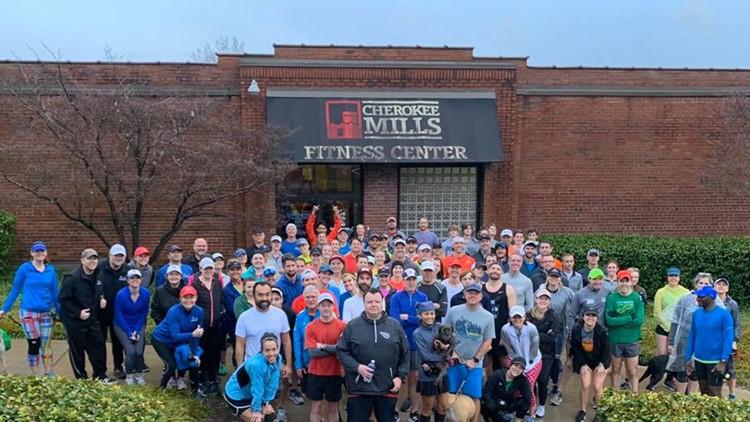 Covenant Health marathon training