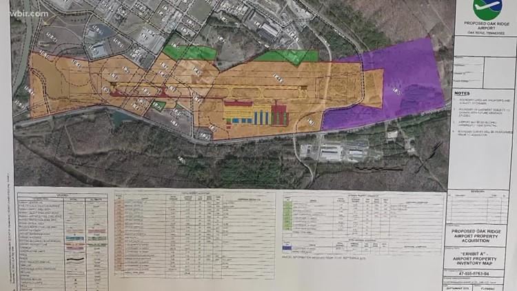 Oak Ridge airport plans advance
