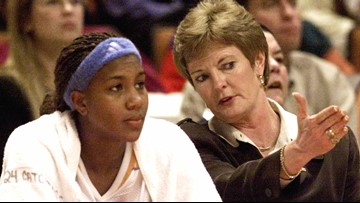 Lady Vol Tamika Catchings elected to Naismith Memorial Basketball Hall of Fame