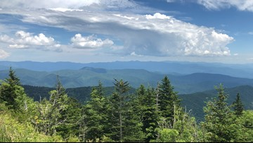 Great Smoky Mountains National Park set to shatter visitation records