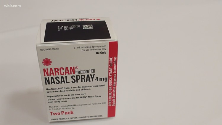 Medical Examiner: Naloxone saving fewer lives  as stronger drug combos cause more overdoses