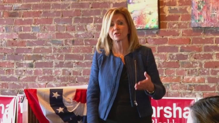 Marsha Blackburn elected first female U.S. Senator from TN