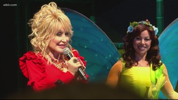 Dolly Parton says there's no time for vacation, she's still working 9 to 5, and then some!