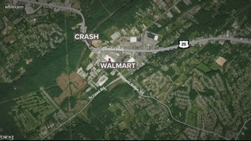 THP: Motorcyclist dead, woman critically injured in Knox County crash