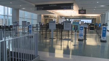 How COVID-19 is impacting flights, sanitation at McGhee Tyson Airport