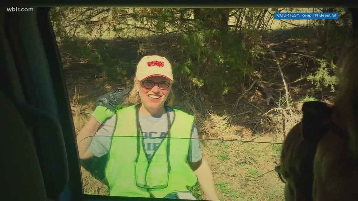 Keep Tennessee Beautiful encourages 'trashercising'  throughout March
