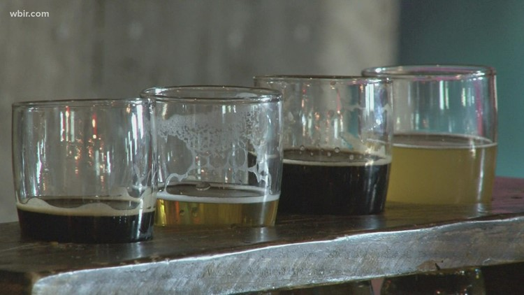 South Knoxville breweries tapping into the marathon day spirit