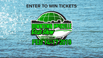 Enter to win tickets to the Downtown Knoxville Boat Show