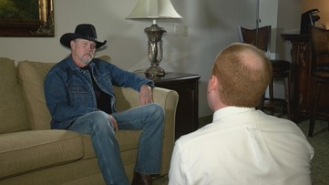 Trace Adkins shares alcoholism recovery story at Stigma Stops Now event