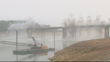 Driving You Crazy: Jefferson County bridge dedication