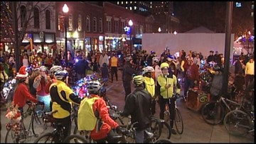 Tour de Lights coming back to downtown Knoxville