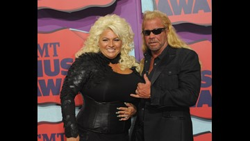'She's always with me'   Dog the Bounty Hunter remembers late wife on visit to Knoxville's Bubba Fest