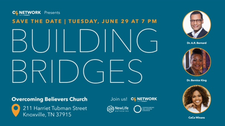 National faith leaders to gather in Knoxville for panel on healing and hope