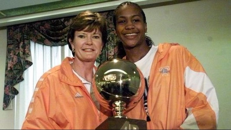 LVFL Tamika Catchings inducted into basketball hall of fame