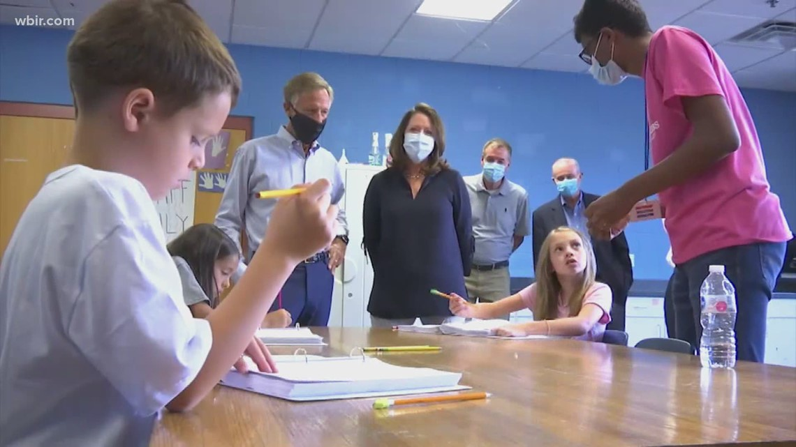College students needed to help tutor children with TN Tutoring Corps