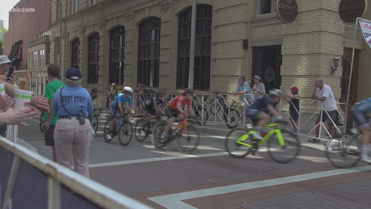 Cyclists living with Type 1 Diabetes doesn't let that stop him