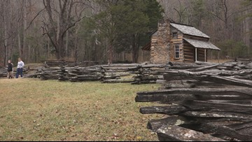 Fundraiser to build wheelchair accessible path to historic Smokies cabin
