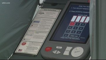 National Voter Registration Day gets underway in East Tennessee