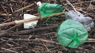 10Listens: Rain brings trash to rivers, lakes