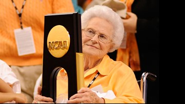 Hazel Head, Pat Summitt's mom, dies at age 93