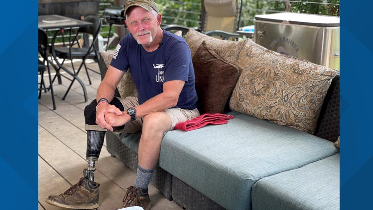Service & Sacrifice:  Wounded and frustrated