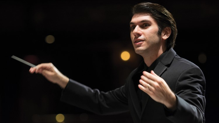 Knoxville Symphony Orchestra Music Director undergoing treatment for early-stage Hodgkin's lymphoma