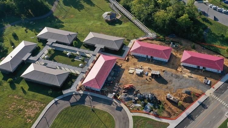 Clayton-Bradley Academy Construction